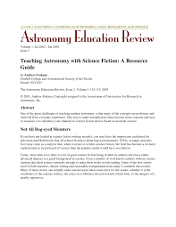 Astrophysicist Cover Letter Carl Saganpng Teaching Astronomy With Science Fiction A Resource Guide Pdf