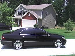2006 lexus ls430 review 2004 lexus ls 430 overview cargurus