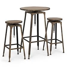 Industrial Bar Table Industrial Bar Table