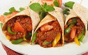 recette cuisine mexicaine recette crêpe farcies à la mexicaine économique cuisine étudiant