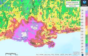 Map Of Texas And Louisiana by Billion Dollar Flood Has Louisiana Reeling 98l May Become A
