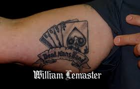 hand tattoo etiquette dead man s hand tattoo by bill by smilinpiratetattoo on deviantart