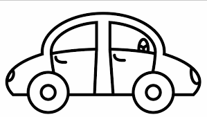 printable train coloring pages for kids cars police car picture