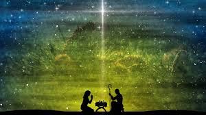 miracle baby jesus advent background motion background