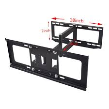 Wall Mount For 48 Inch Tv Amazon Com Tv Wall Articulating Mount Bracket For Samsung J6200