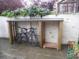 best 25 bike shelter ideas on pinterest garden bike storage