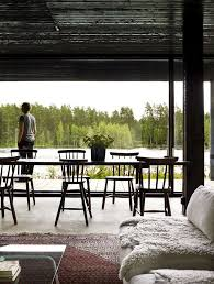 scandinavian holiday home designed with japanese touches digsdigs