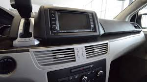 2010 volkswagen routan se dvd system stk p2730 for sale at