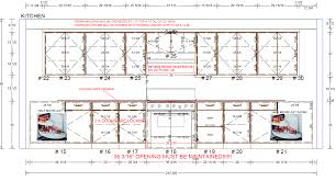 Dimensions Of Kitchen Cabinets Kitchen Cabinet Door Dimensions Home Designs