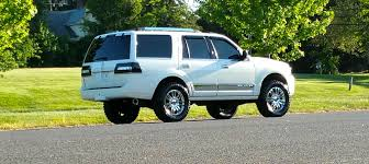pics of lifted ford trucks my 2007 navigator lifted ford truck enthusiasts forums