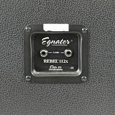 egnater rebel 112x cabinet used egnater rebel 112x speaker cabinet guitar speaker cabinet 1 x