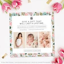 100 photoshop gift certificate template voucher gift