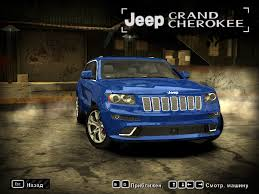 police jeep grand cherokee need for speed most wanted jeep grand cherokee srt8 nfscars