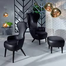 Elmo Sofa Chair Tom Dixon Wingback Chair Elmo Soft Leather Houseology