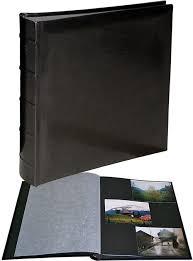 black page photo album classic maxi black photo albums black pages the photo album shop