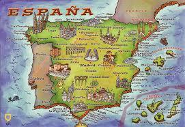 Vigo Spain Map by Tidemonteiro Blogger Um Passeio Pela Espanha Espanha Pinterest