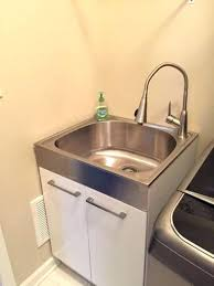diy utility sink cabinet utility sink and cabinet all in one all in one in x in x in