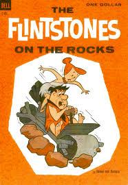 the flintstones opening to cartoon theatre premiere the flintstones on the rocks