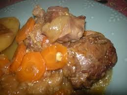 cuisine flamande joues de porc façon carbonnade flamande cuisine de saison