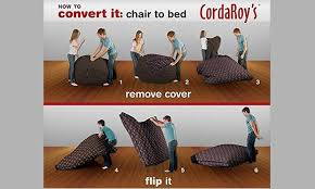 Shark Bean Bag Cordaroys What Happened To The Bean Bag Chairs On Shark Tank