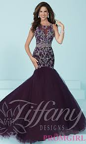 tiffany prom dresses and designer ball gowns promgirl