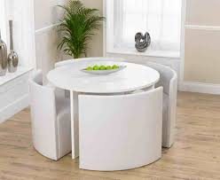 dining tables for small spaces ideas round white expandable dining table for small spaces ideas table