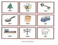 printable rhyming words rhyming worksheets