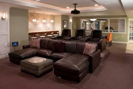 home theater family room design case studies