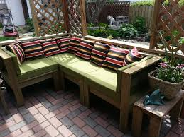All Weather Patio Furniture Design Of L Shaped Patio Furniture Exterior Decorating Photos 25