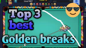 8 pool best golden breaks top 3 9 tips