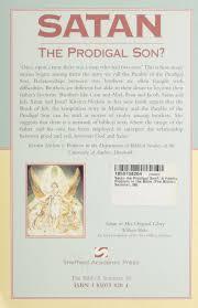 satan the prodigal son biblical seminar kirsten nielsen