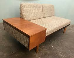 Mid Century Daybed Mid Century Daybed Etsy