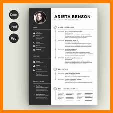 indesign resume template resume templates that you can download