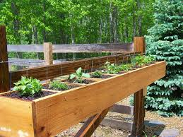 Backyard Planter Box Ideas Build Indoor Herb Planter Home Decorations Insight