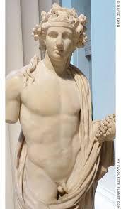 dionysus greek god statue dionysus my favourite planet people