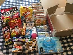 simply joolz a care package for our soldiers