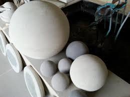 spheres garden concrete and sandstone balls sanstone