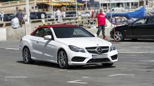 mercedes convertible 2014 mercedes benz e class cabriolet review autoevolution