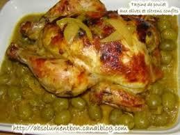 cuisine marocaine poulet aux olives the tajine de poulet au citron confit et olives absolutely