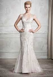 elegant wedding dress illusion neckline 42 about modern wedding