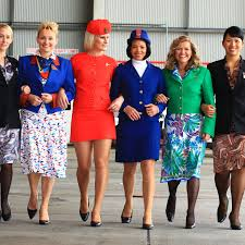 blue martini uniform qantas to launch new uniforms on december 12 australian business