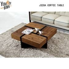 Coffee Table Price Price Wooden Teapoy Coffee Table With Funciton Design View