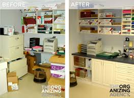 organizing business office1 beforeoffice supply room the organizing agency