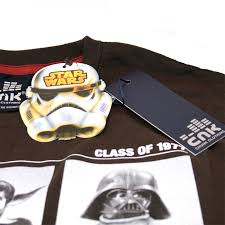 class of 77 wars t shirt chunk wars class of 77 t shirt chocolate ic clothing