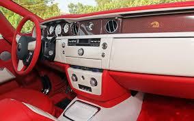 Rolls Royce Phantom Interior Features Rolls Royce Phantom Coupe Shaheen Special Edition U2013 Photos