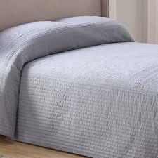 Grey Twin Bedding Bedspreads Linen U0027s N U0027 Things