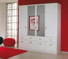 Schlafzimmerschrank Mit Tv Kleiderschrank In Weiß Günstig Bestellen Lifestyle4living