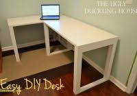 20 Diy Desks That Really Work For Your Home Office by Diy Computer Desk Fresh 20 Diy Desks That Really Work For Your