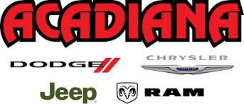 acadiana dodge chrysler jeep ram car dealership lafayette