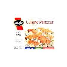 cuisine minceur repas surgelé cuisine minceur 208g 285g totavo